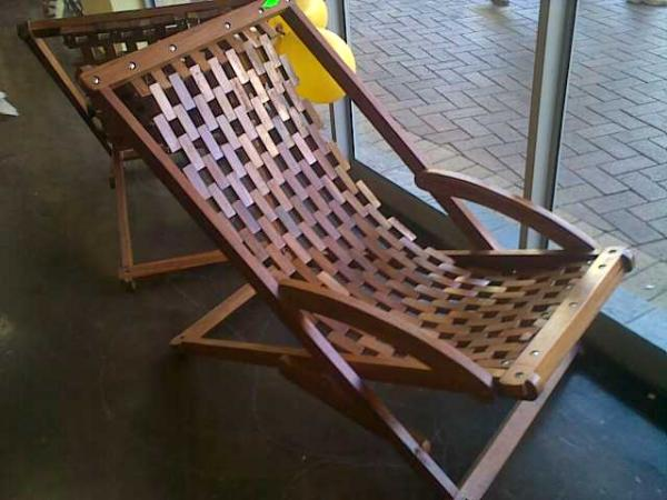 deck-chair